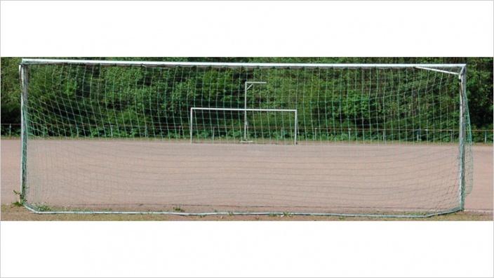 Das Bild zeigt den Fußball-Ascheplatz des TSV Dahl 1878 e.V..