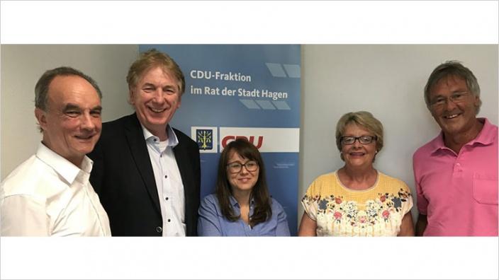 CDU bleibt bei 'Nein zur Deerth-Erweiterung'