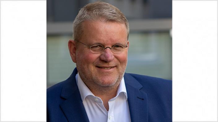 Das Foto zeigt den CDU-Fraktionsvorsitzenden Jörg Klepper.