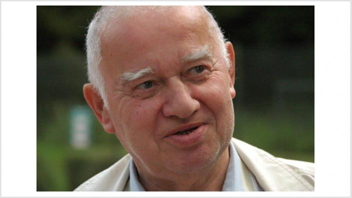 Das Bild zeigt Heinz Breddermann.